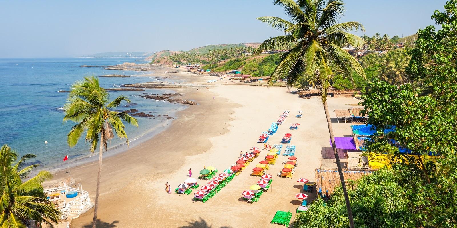 Ladies Group tour to Goa
